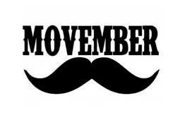 Hammervoll Pind støtter Movember – Kampanjen for menns helse