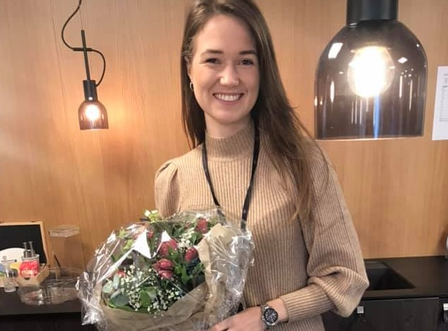 Vi gratulerer Malin N. Pettersen med advokatbevilling!